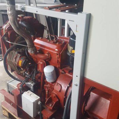 DAG 24KW Stromaggregat
