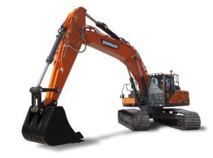 Doosan DX340LC-5 Kettenbagger