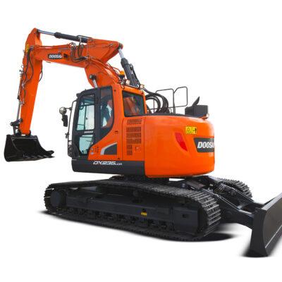Dossan DX235LCR-5 Kettenbagger
