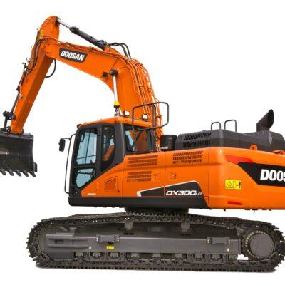 Doosan DX300LC-5 Kettenbagger