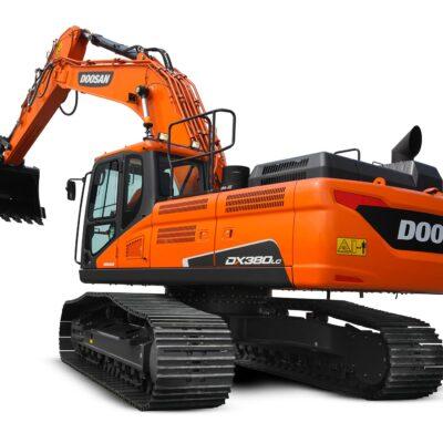 Doosan DX380LC-5 Kettenbagger