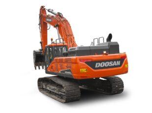 Doosan DX420LC-5 Kettenbagger