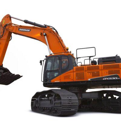 Doosan DX530LC-5 Kettenbagger