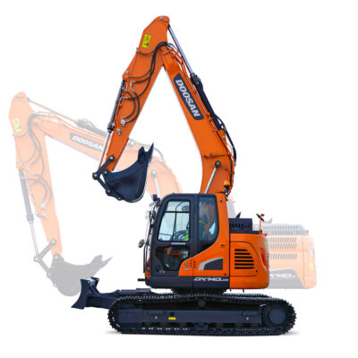 Doosan DX140LCR-5 Kettenbagger