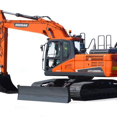 Doosan DX225LC-5 Kettenbagger
