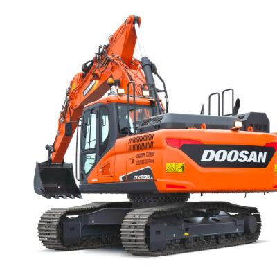 Doosan DX235LC-5 Kettenbagger