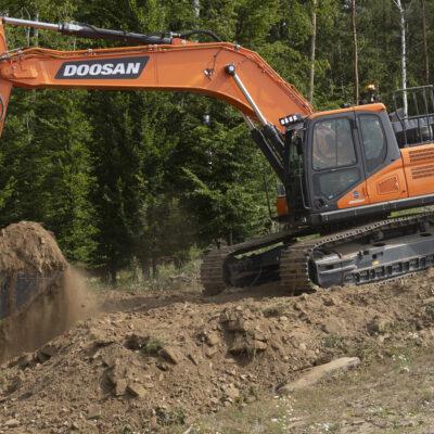 Doosan DX300LC-7 Kettenbagger