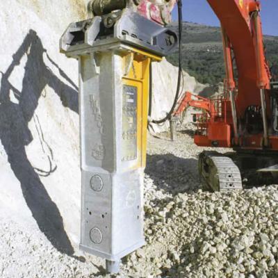 Indeco von 60 KG bis 11.000 KG Hydraulische Abbruchhämmer