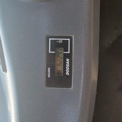 Doosan DL550-3 Radlader
