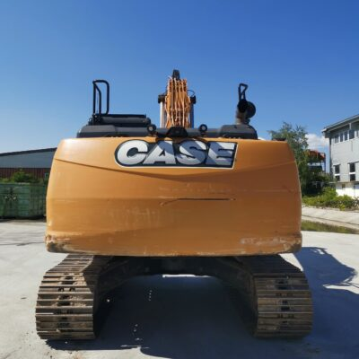 Case CX210D Kettenbagger